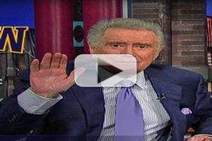 VIDEO: Regis Philbin Makes Religious Confession on LETTERMAN