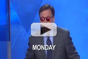 VIDEO: Bob Costas' Eye Infection Gets Worse on Tonight's CONAN