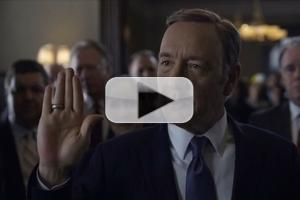 VIDEO: Watch 3 New Promos for Season 2 of Netflix's HOUSE OF CARDS