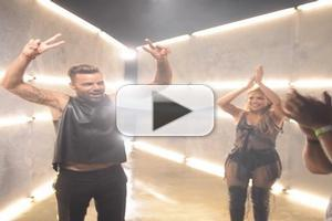 VIDEO: First Look - Ricky Martin, Jennifer Lopez Team on Video for Wisnlin's 'Adrenalina'