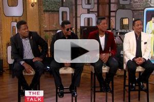 VIDEO: The Jacksons Talks Performing Without Michael on THE TALK
