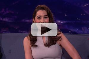 VIDEO: Cristin Milioti Talks 'Wolf of Wall Street' & More on CONAN