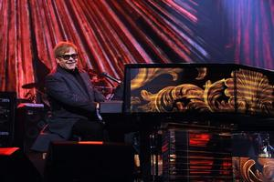 VIDEO: Elton John's 'Million Dollar Piano' Vegas Show Heads to Big Screen This March