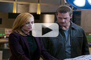 VIDEO: Sneak Peek - 'Size Matters' Episode of CBS's INTELLIGENCE