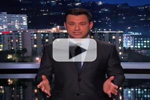 VIDEO: JIMMY KIMMEL (& Guillermo) Unveil New Sports Illustrated Swimsuit Cover