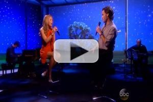 VIDEO: THE BRIDGES OF MADISON COUNTY's Kelli O'Hara and Steven Pasquale Perform on THE VIEW