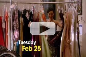 VIDEO: GLEE Promo - Rachel Slaps Santana in 'Frenemies'