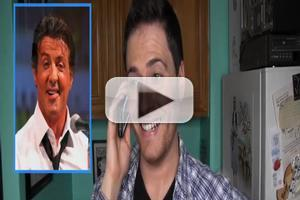 BWW TV EXCLUSIVE: CHEWING THE SCENERY WITH RANDY RAINBOW - Randy Talks ROCKY with Sylvester Stallone!