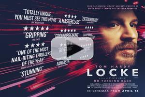 First Look: Tom Hardy's 'Locke'