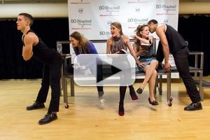BWW TV: Watch a Sexy Sneak Peek of 50 SHADES! THE MUSICAL