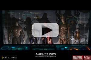 Sneak Peek: 15 Second 'Guardians of the Galaxy' Trailer