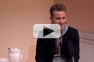 BWW TV Exclusive: Chatting with BUYER & CELLAR's New Leading Man- Christopher J. Hanke!