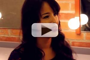 STAGE TUBE: Meet the Company of ALADDIN- Courtney Reed!