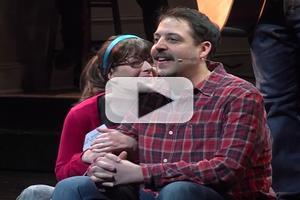 STAGE TUBE: Highlights from Paper Mill Playhouse's THE OTHER JOSH COHEN with Steve Rosen, Hannah Elless & More