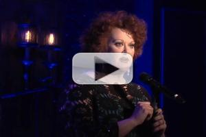 STAGE TUBE: Liz McCartney Sings 'Talk Amongst Yourselves' at TABOO Reunion Concert!