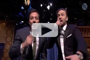 VIDEO: Justin Timberlake and Jimmy Fallon in 'History of Rap 5' on TONIGHT