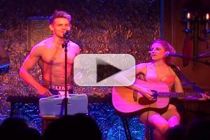 STAGE TUBE: Andrew Keenan-Bolger, Ashley Brown & More Strip Down with The Skivvies at 54 Below