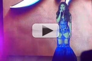 STAGE TUBE: MISS SAIGON's New 'Gigi' Rachelle Ann Go Sings 'Movie in My Mind'