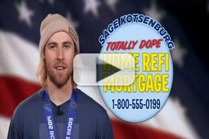 VIDEO: Check Out Sage Kotsenburg's Totally Dope Refi Mortgage on Tonight's CONAN