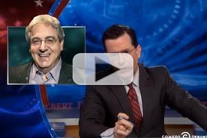 VIDEO: Stephen Pays Tribute to Harold Ramis on COLBERT
