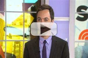 VIDEO: Jim Parsons Talks SNL Hosting Gig on TODAY