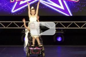 STAGE TUBE: Sisters in Wheelchairs Win Dance Competition