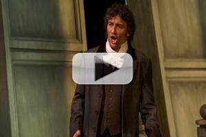 BWW TV: First Look at Jonas Kaufmann Singing 'O Nature' From WERTHER at The Met