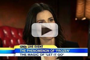 VIDEO: Idina Menzel Talks OSCAR Performance on GMA