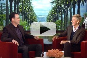 VIDEO: Sneak Peek - Jimmy Kimmel Makes Big Announcement on Today's ELLEN