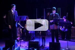 STAGE TUBE: 2014 BROADWAY CHARITY SONGS at Le Poisson Rouge - All the Performances!
