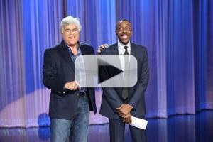 VIDEO: Jay Leno Surprises ARSENIO HALL w/ Season 2 Pickup Announcement!