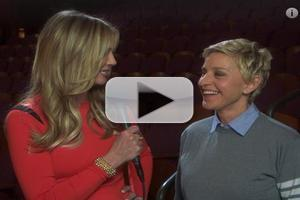 VIDEO: Ellen DeGeneres Takes OSCAR Pop Quiz - See How Well She Does!