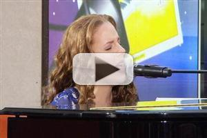 VIDEO: BEAUTIFUL's Jessie Mueller Performs King Classic on 'Today'