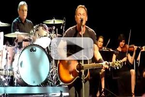 VIDEO: Springsteen Covers Bee Gees' 'Stayin Alive' Down Under!