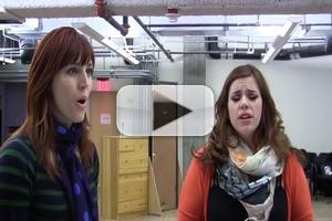 STAGE TUBE: Alysha Umphress and Mara Davi Sing Duet from Signature Theatre's BEACHES