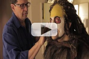 STAGE TUBE: Behind-the-Scenes with Bass-Baritone Luca Pisaroni in THE ENCHANTED ISLAND