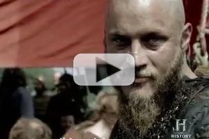 VIDEO: Sneak Peek - Promo for All-New Episode of History's VIKINGS
