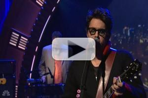 VIDEO: John Mayer Trio Reunite for First Time in 5 Years on SETH MEYERS