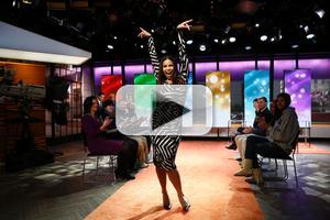 VIDEO: Jordin Sparks Struts Her Stuff on TODAY