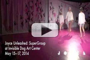 STAGE TUBE: Sneak Peek at JOYCE UNLEASHED: SUPERGROUP