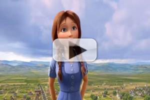 VIDEO: New Trailer for LEGENDS OF OZ: DOROTHY'S RETURN - Lea Michele, Bernadette Peters, Megan Hilty and More!