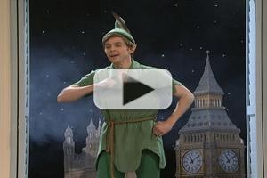 VIDEO: Jim Parsons Channels Peter Pan on SATURDAY NIGHT LIVE