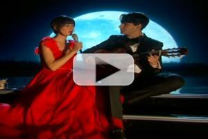 VIDEO: Karen O Sings 'Moon Song' from HER at Oscars
