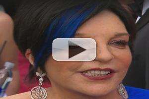 VIDEO: Liza Minnelli Chats 'Wizard of Oz' Tribute on OSCAR Red Carpet
