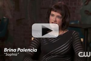 VIDEO: Brina Palencia & Grey Damon on The CW's STAR-CROSSED