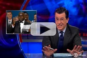 VIDEO: Stephen Talks Academy Awards on COLBERT REPORT