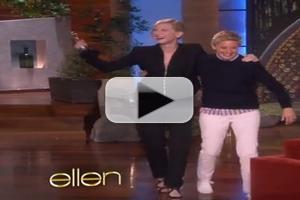 VIDEO: Cate Blanchett Talks Oscar Win on ELLEN