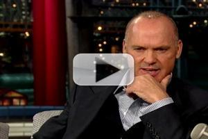 VIDEO: Michael Keaton Recalls Working with the Late Harold Ramis on LETTERMAN