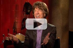 VIDEO: Mick Jagger Talks James Brown Biopic 'Get On Up' on TODAY