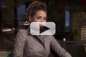 VIDEO: Chelsea Gilligan on The CW's STAR-CROSSED